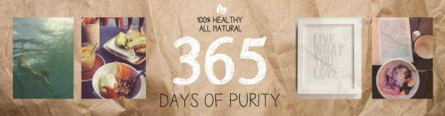 What is 365 Days of Purity?